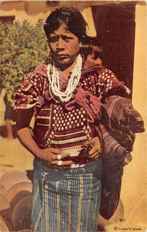 Chichicastenango Guatemala, Central America, Republica de Guatemala Indian Wo...
