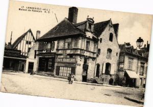 CPA LANGEAIS - Maison de Rabelais (228618)
