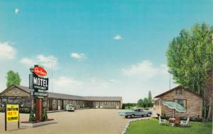 ST. THOMAS , Ontario , Canada , 40-60s ; Glen Haven Motel & Restaurant