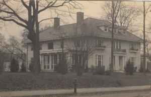 RP: AUGUSTA , Maine, 1910s ; Guy P. Gannett House