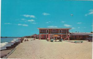 Golden Shores Motel , Indian Rocks Beach , SOUTH SHORES , Florida , 50-60s