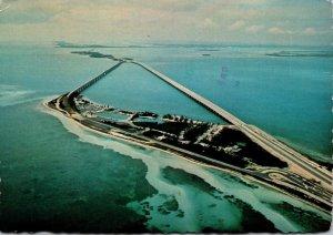 Florida Keys Bahia Honda Bridges 1978