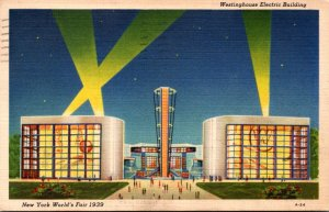 New York World's Fair 1939 Westinghouse Electric Building 1939