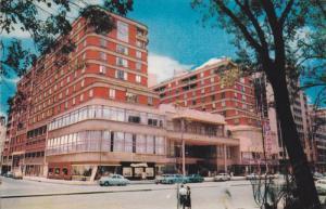 The Prado Hotel, Federal District, Mexico, 40-60s