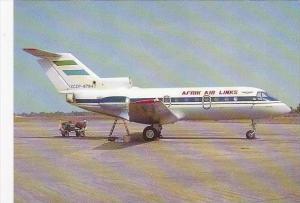 Afrik Air Links YAK40