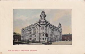 Northern Ireland Belfast The Technical Institute 1911