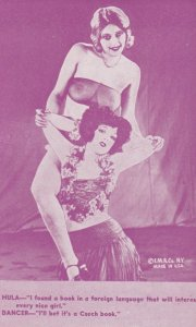 Stripper Pin-Up Girl  , 1940-50s : #12
