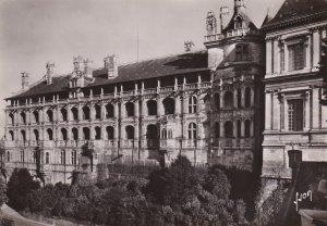 France Blois Le Chateau facade Francois 1