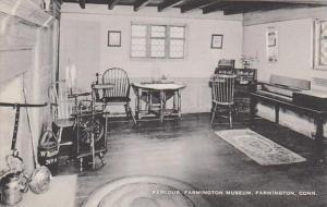 Connecticut Farmington Parlour Farmington Museum Artvue