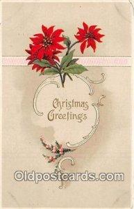 Christmas Greetings 1917