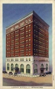 Lamar Hotel in Meridian, Mississippi