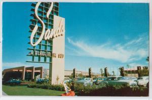 Sands Hotel, Las Vegas, NV
