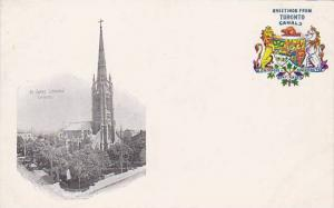 Toronto , Ontario , Canada , 1900-10s : St James cathedral
