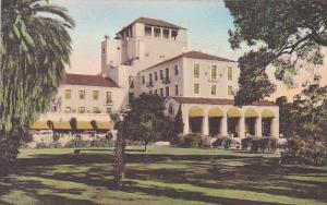 Hotel Del Monte Del Monte California Handcolored Albertype