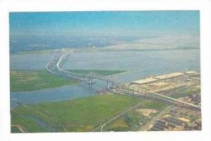 Cooper River Bridges, Charleston, South Carolina, 40-60s
