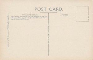 South Africa Petermaritzburg Longmarket Street Post Office Real Photo sk1793a