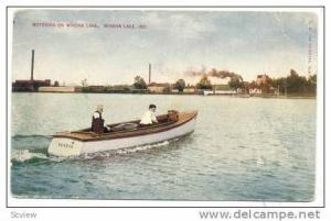 Motoring on Winona Lake, Winona Lake, Indiana, 00-10s