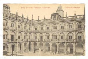 Patio de Santo Tomas de Villanueva , Spain , 00-10s