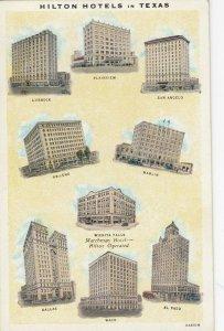 Hilton Hotels , Texas , 1910s