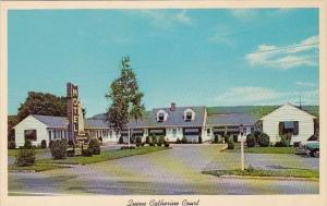 Queen Catherine Court Watkins Glen New York