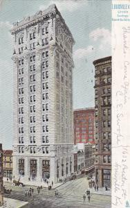 TUCK #2405, Lincoln Savings Bank Building, LOUISVILLE, Kentucky, PU-1906