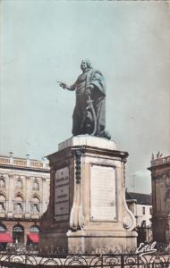France Nancy Statue du Roi Stanilas 1953 Photo