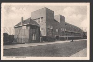 108774 Netherlands ZAANDAM Craft School Ambachtschool Vintage