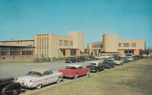 BEAUMONT , Texas , 1950-60s ; Lamar State College of Technology