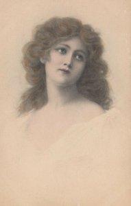 AS; M.M. VIENNE #227 ; 00-10s ; Female Portrait