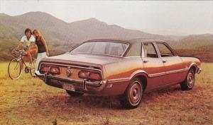 1973 Mercury Comet 4 Door Sedan Clark & White Boston Massachusetts