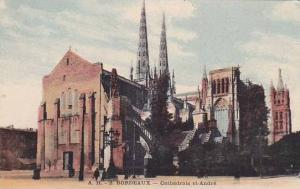 Cathedrale St-Andre, Bordeaux (Gironde), France, 1900-1910s