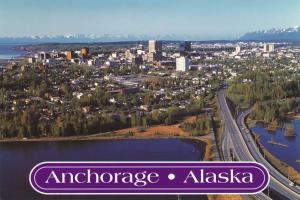 Anchorage the largest city in Alaska