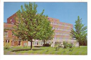 Blanchard-Fraser Memorial Hospital, Kentville, Nova Scotia, Len Leiffer, Nice...