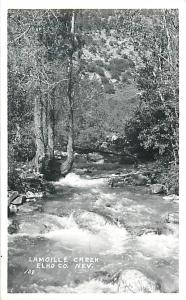 RPPC of Lamoille Creek in Elko County Nevada NV