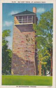 Virginia Jackson's Ferry Old Shot Tower