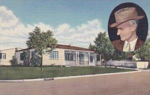 Ernie Pyles Home Albuquerque New Mexico