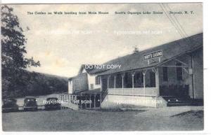 Scott's Casino, Oquaga Lake, Deposit NY