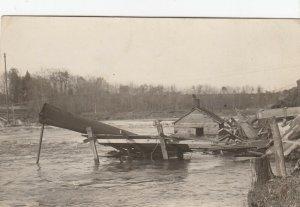 RP: VERNON , Vermont, 1900-10s ; Flood Damage