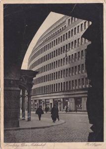 Hamburg, Der Mohlenhof, Germany, PU-1931