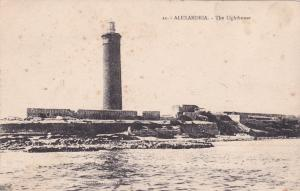 The Lighthouse, Alexandria, Egypt, 1910s-20s