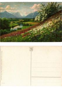 CPA Meissner & Buch Litho Serie 2729 (730548)