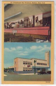 Greyhound Bus Terminal, Buffalo NY