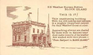 11213    RI Block Island   artist drawn      U.S. Weather Bureau Station
