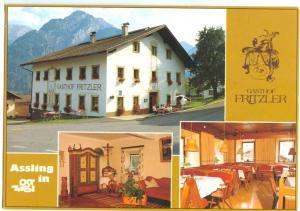 Austria, Gasthof Fritzler, osttirol unused Postcard
