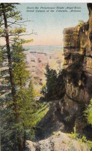 Arizona Grand Canyon Bright Angel Trail