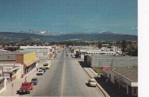 Main Street , SMITHERS , B.C., Canada , 50-70s