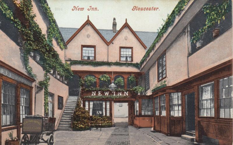 GLOUCESTER , England , 00-10s ; New Inn