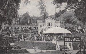 KANDY , Ceylon , 1908 ; Hotel Suisse