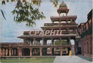 Postcard Modern Akbar