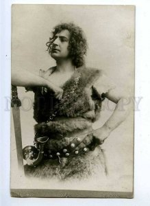 193920 ERSHOV Russian WAGNER OPERA Star TENOR Vintage PHOTO